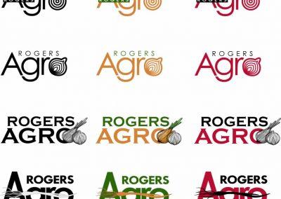 Rogers Agro Logos