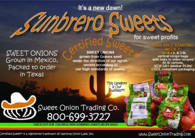 Sunbrero Ad – New Dawn