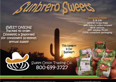 Sunbrero Brand Ad